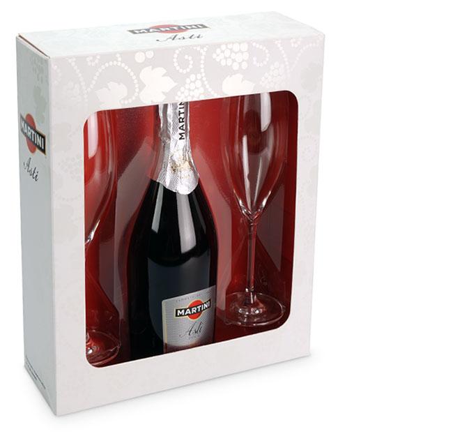 Drink gift pack packaging