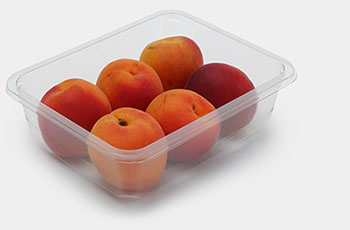Bespoke food grade packaging trays