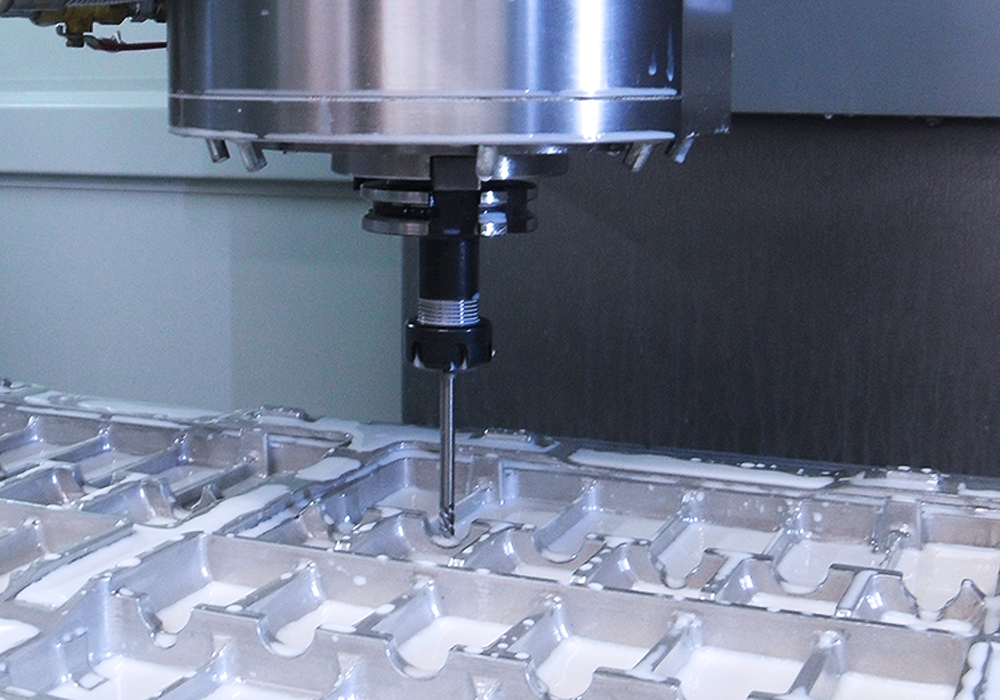 Thermoformed packaging tool production UK