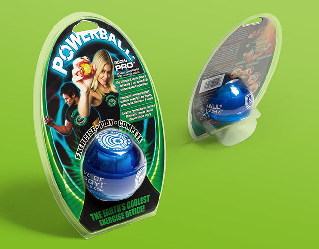Clam pack packaging with printed insert
