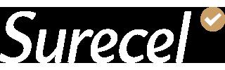 Surecel clam pack logo