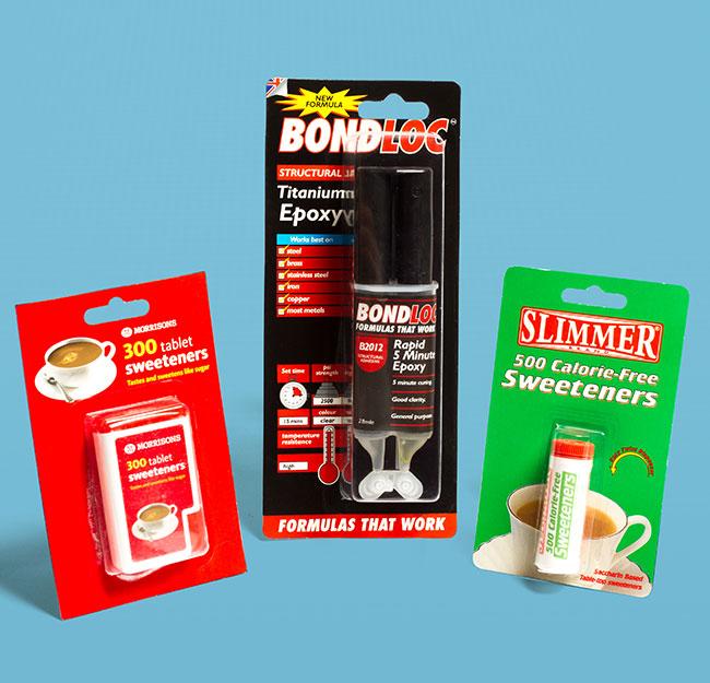Heat seal blister packs
