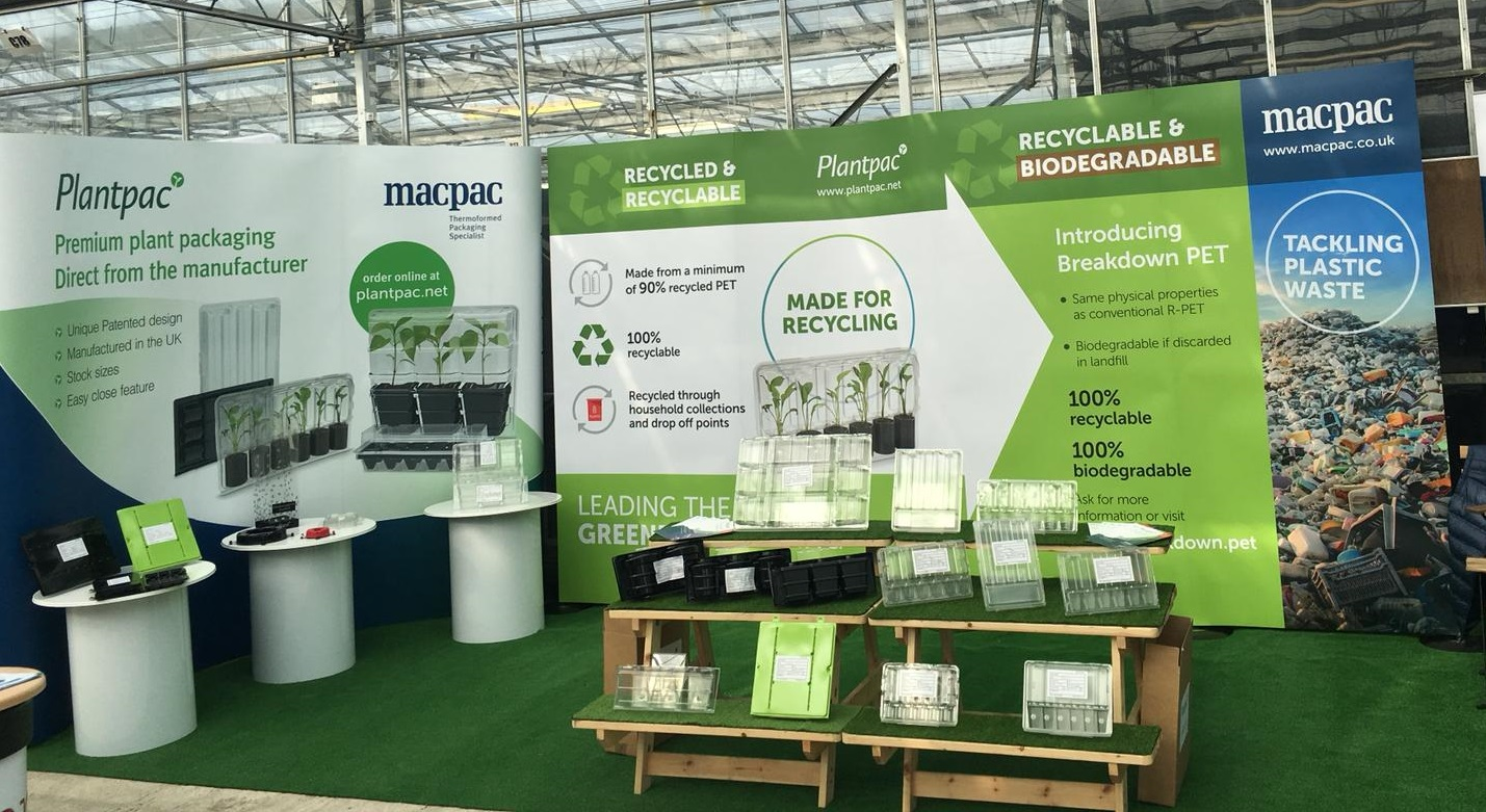 Tackling Plastic Waste. Macpac provides some answers at the Four Oaks Trade Show