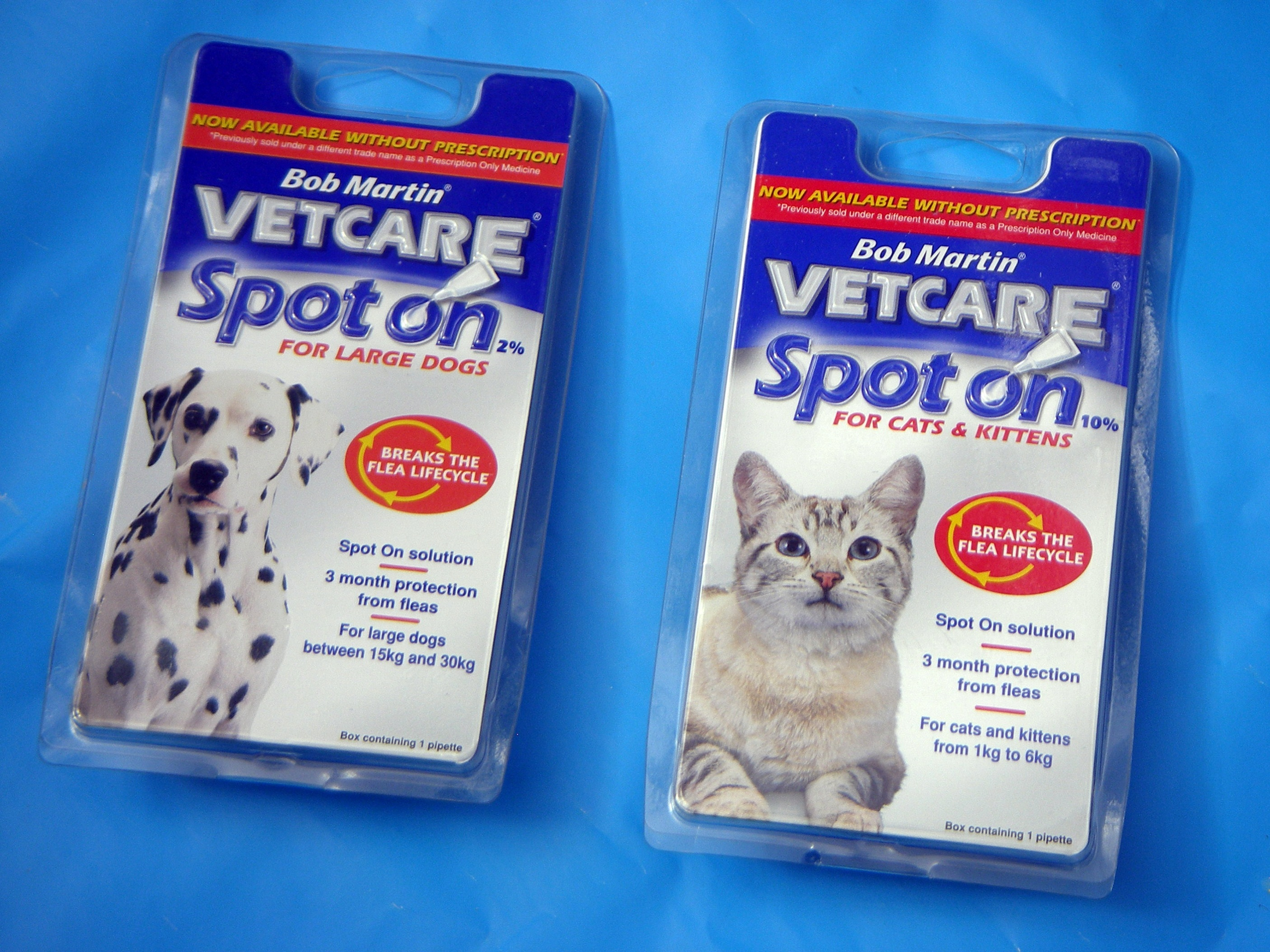 Bespoke packaging for all pet products