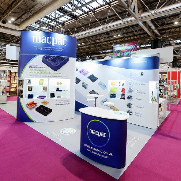 Drop in and see us at Packaging Innovations on Stand D30