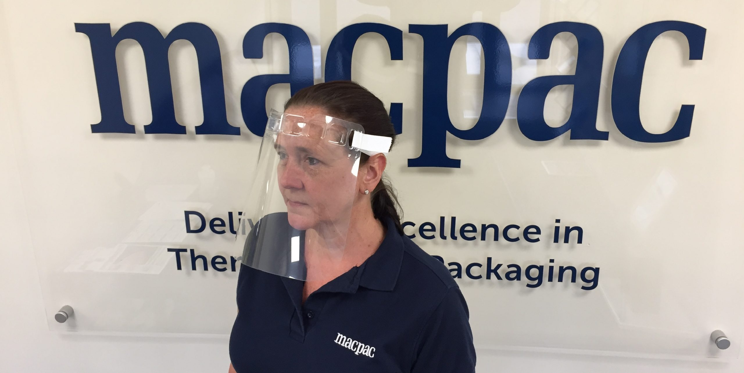 Macpac awarded CE Certification for its Face Visors