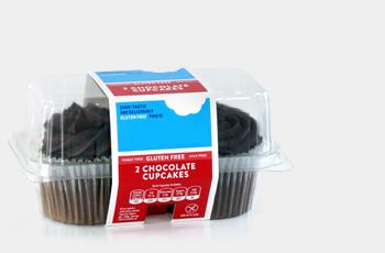 Food grade bakery packaging